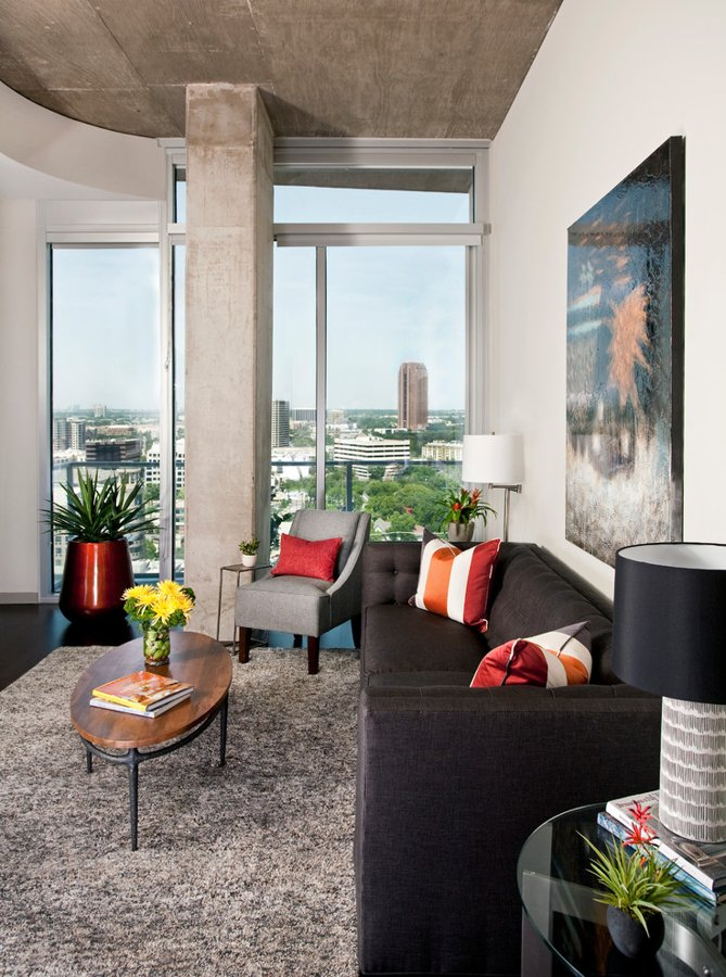Uptown Dallas Interiors